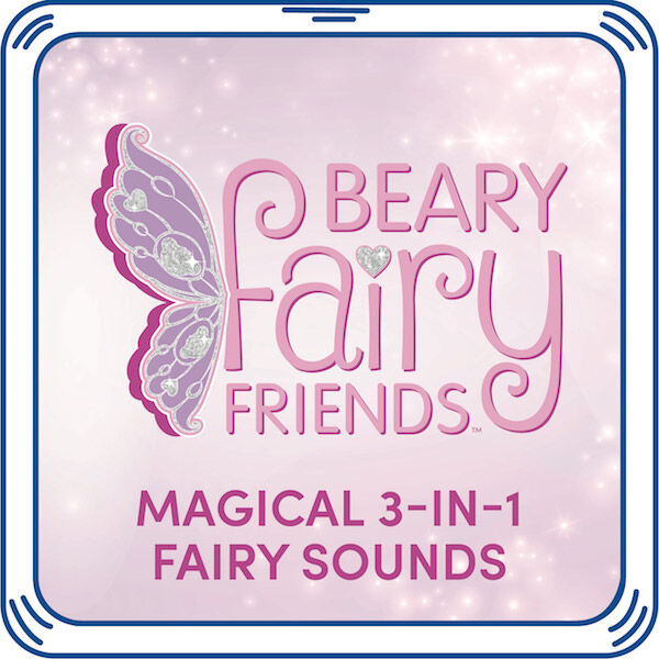 Magical 3-in-1 Fairy Sounds, , hi-res