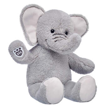 Wild Elephant - Build-A-Bear Workshop®