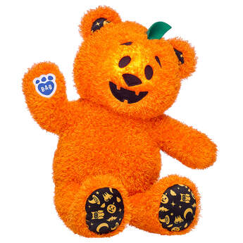 Pumpkin Glow Bear - Build-A-Bear Workshop®