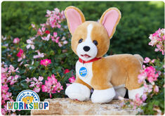 Spring is here and it's time to play! An E-Gift Card to Build-A-Bear Workshop is a super fun way to make springtime memories with someone special.