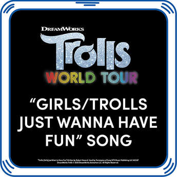 """Girls/Trolls Just Wanna Have Fun"" Sound - Build-A-Bear Workshop®"