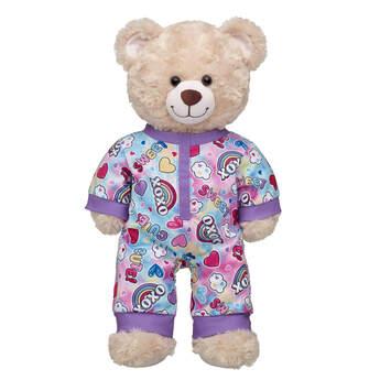 Tie-Dye Hearts Sleeper - Build-A-Bear Workshop®