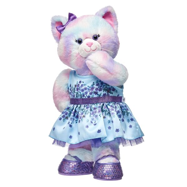 Pastel Swirl Kitty Spring Gift Set, , hi-res