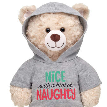 Online Exclusive Hint of Naughty T-Shirt - Build-A-Bear Workshop®