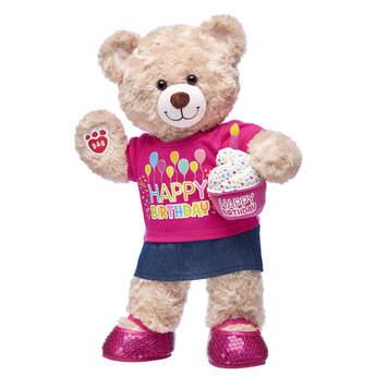 Happy Hugs CeleBEARate Birthday Girl Gift Set