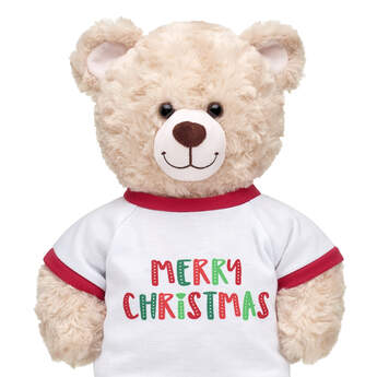 Online Exclusive Merry Christmas T-Shirt - Build-A-Bear Workshop®