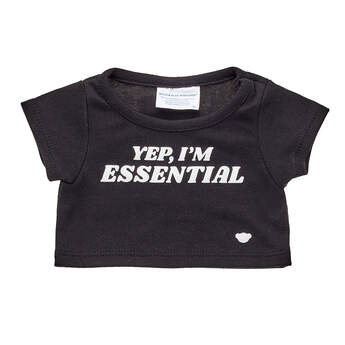 Online Exclusive Essential T-Shirt - Build-A-Bear Workshop®