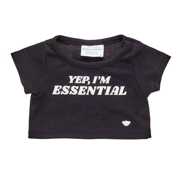 Online Exclusive Essential T-Shirt - Build-A-Bear Workshop®