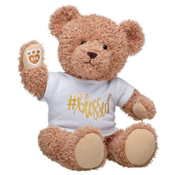 Online Exclusive Everlasting Teddy Blessed Gift Set, , hi-res