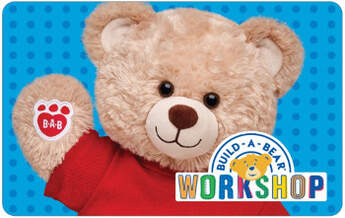 Happy Hugs e-Gift Card - Build-A-Bear Workshop®