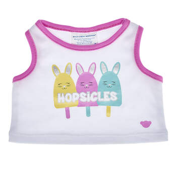 Online Exclusive Hopsicles Tank Top - Build-A-Bear Workshop®