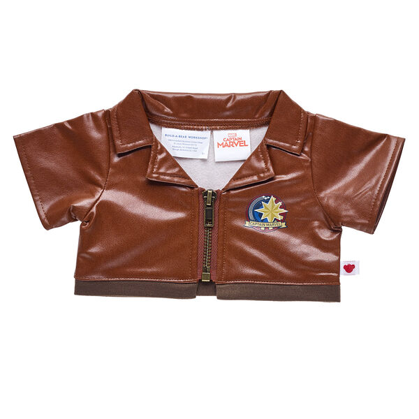 Captain Marvel Aviator Jacket, , hi-res