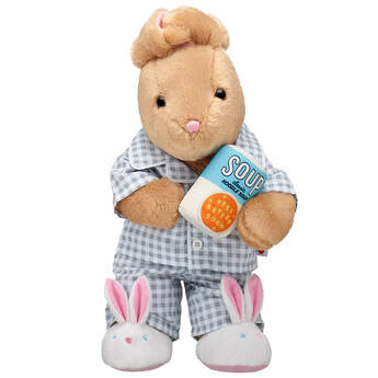 Online Exclusive Feel Better Soon Soup Wristie - Build-A-Bear Workshop®