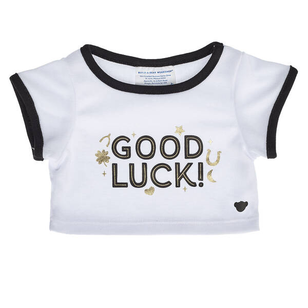 Online Exclusive Good Luck T-Shirt - Build-A-Bear Workshop®