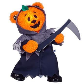 Pumpkin Glow Bear Ghoul Gift Set, , hi-res