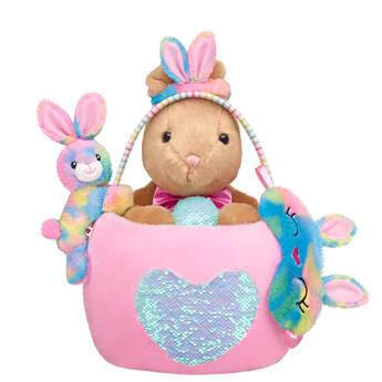 Online Exclusive Pawlette™ Easter Basket Bundle, , hi-res