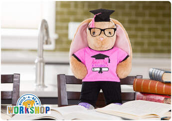 Beauty and Brains E-Gift Card - Build-A-Bear Workshop®