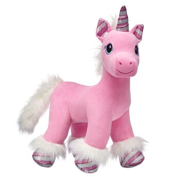 merry mission christmas unicorn stuffed animal