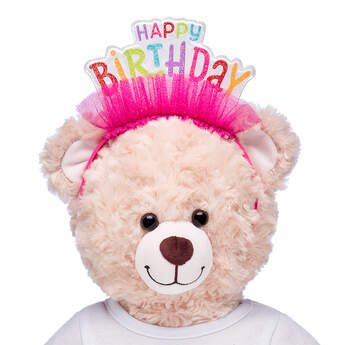 Birthday Crown Headband - Build-A-Bear Workshop®