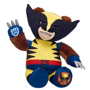 Online Exclusive Wolverine - Build-A-Bear Workshop®