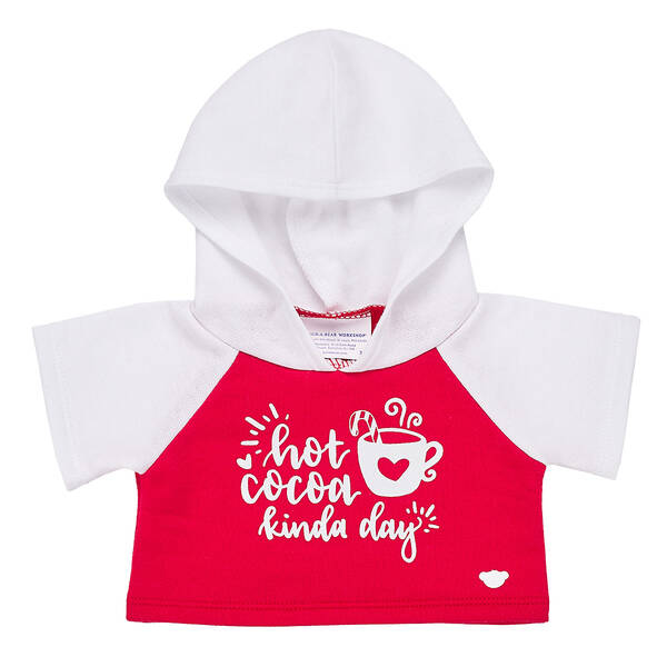 Online Exclusive Hot Cocoa Hoodie - Build-A-Bear Workshop®