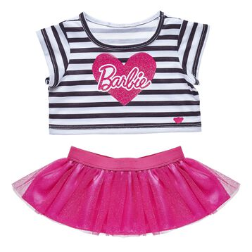 There's limitless potential in every girl – and with this cute Barbie™ outfit for your furry friend, there's also limitless fun to be had.