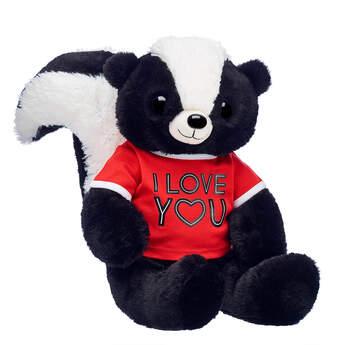 Online Exclusive Skunk Valentine's Day Gift Set, , hi-res