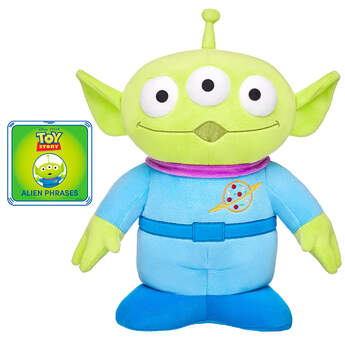 Online Exclusive Pixar's Toy Story Alien with 5-in-1 Phrases, , hi-res