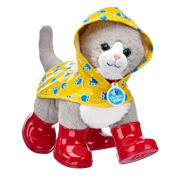 Promise Pets™ Grey Cat Rainy Day Gift Set, , hi-res