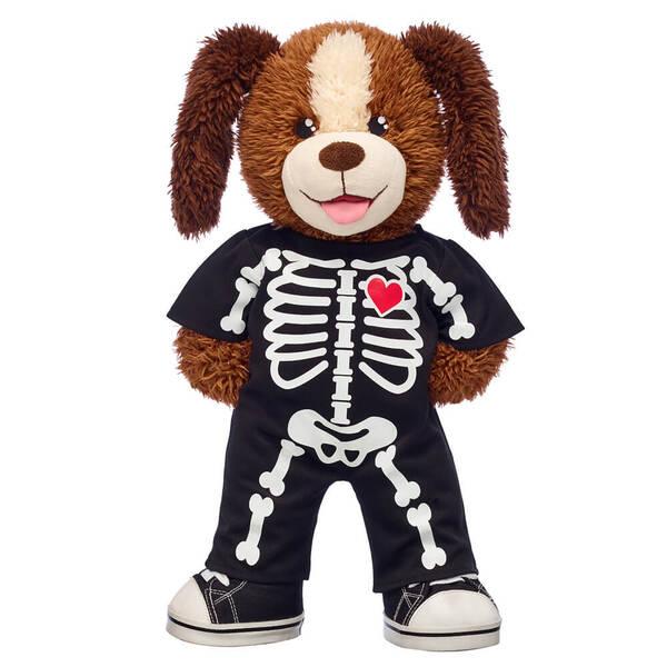 Playful Pup Skeleton Gift Set, , hi-res
