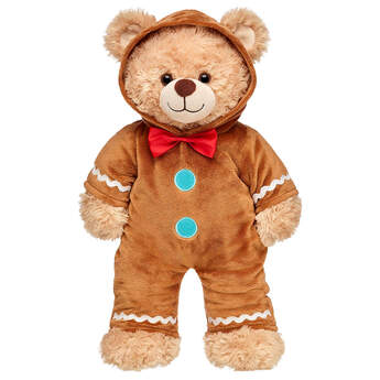Gingerbread Costume - Build-A-Bear Workshop®