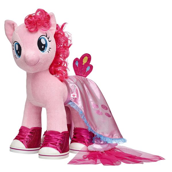 MY LITTLE PONY Pinkie Pie Sparkly Furry Friend Gift Set, , hi-res