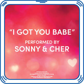 """I Got You Babe"" Performed by Sonny & Cher - Build-A-Bear Workshop®"