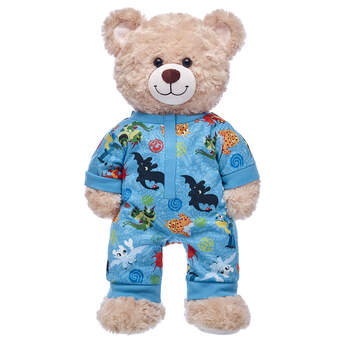 """How To Train Your Dragon: The Hidden World"" Pyjama Sleeper - Build-A-Bear Workshop®"