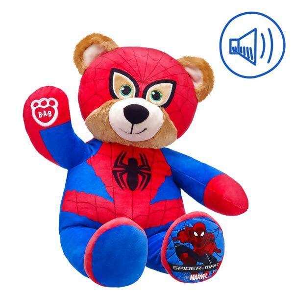 Spider-Man™ Bear Set 2 pc., , hi-res