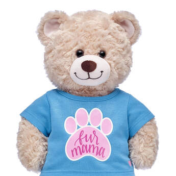 Online Exclusive Fur Mama T-Shirt - Build-A-Bear Workshop®
