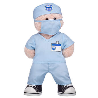 Happy Hugs Teddy Doctor Gift Set, , hi-res