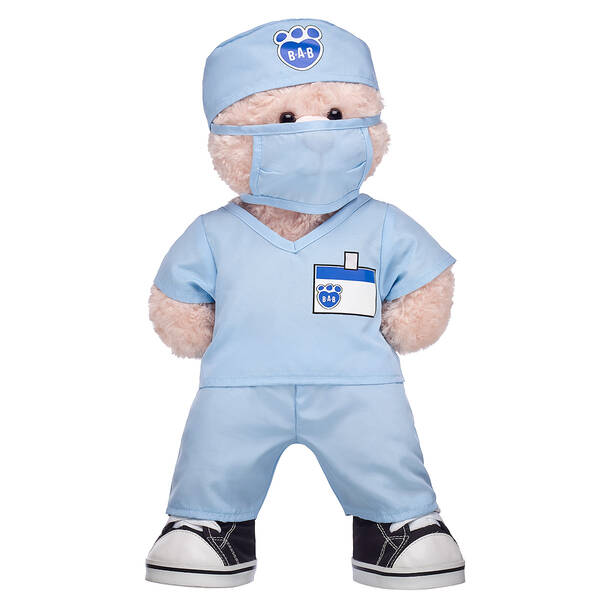 Happy Hugs Teddy Doctor Gift Set, , hi-res