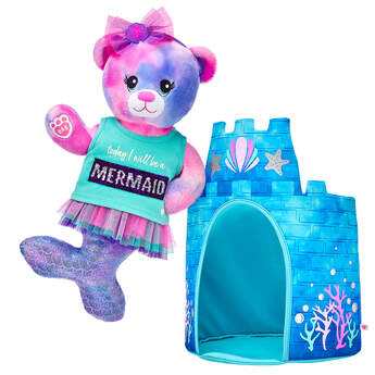 Magical Mer-Bear Mermaid Sea Castle Gift Set, , hi-res