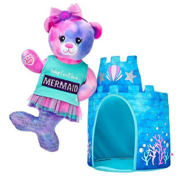 Magical Mer-Bear Mermaid Sea Castle Gift Set, , hi-res