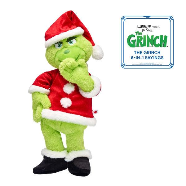 The Grinch Santa Suit Gift Set, , hi-res
