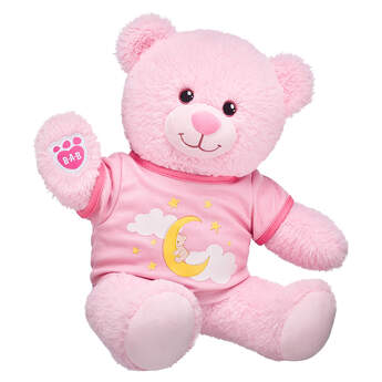 Online Exclusive Pink Baby Bear Moon Gift Set, , hi-res