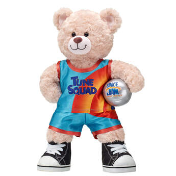 Online Exclusive Happy Hugs Teddy Space Jam: A New Legacy Gift Set, , hi-res