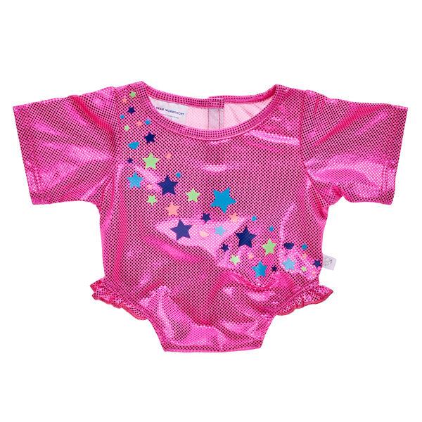 Pink Gymnastics Leotard, , hi-res