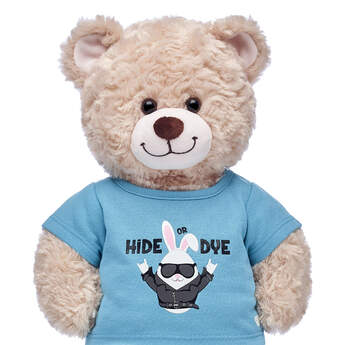 Online Exclusive Hide or Dye T-Shirt - Build-A-Bear Workshop®