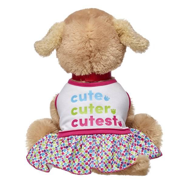 promise pets cuter stuffed animal dress