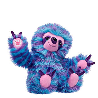 22cm Shaggy Sloth - Build-A-Bear Workshop®