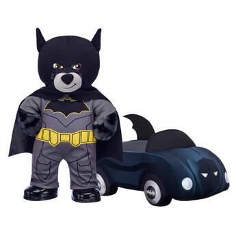 80th Anniversary Batman™ Bear & Batmobile™ Gift Set, , hi-res