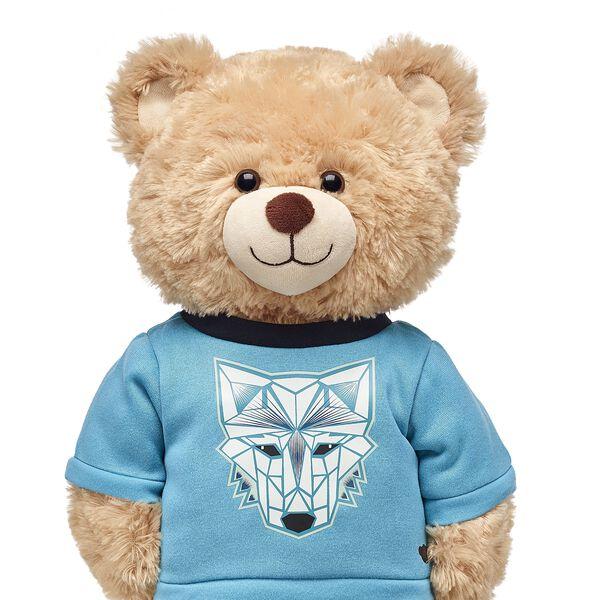 Wolf Sweatshirt, , hi-res