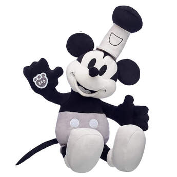 Online Exclusive Disney Mickey Mouse Steamboat Willie - Build-A-Bear Workshop®